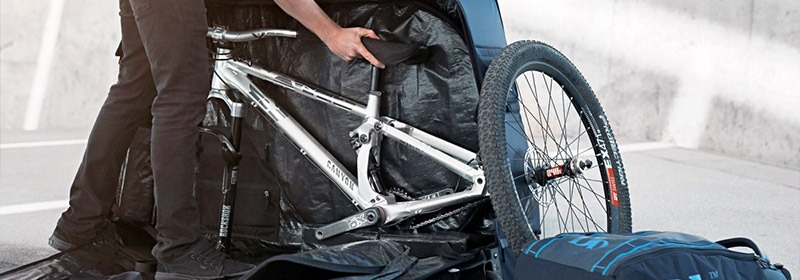Vai viajar de avião? Conheça as regras para levar sua bike